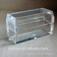 простой и красивый кристалл коробка для домашнего decortion адвокатского или свадьбу поблагодарить вас подарки