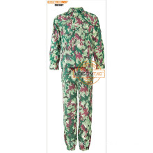 Army Uniform ISO and SGS standard can be with IR resistant for military