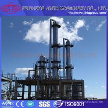 Equipamentos de álcool / álcool / etanol Equipamentos de três-colunas de três efeitos de destilação