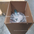 isolamento de plástico portátil ao ar livre à prova de água de largura de mundo privacidade pátio cerca net