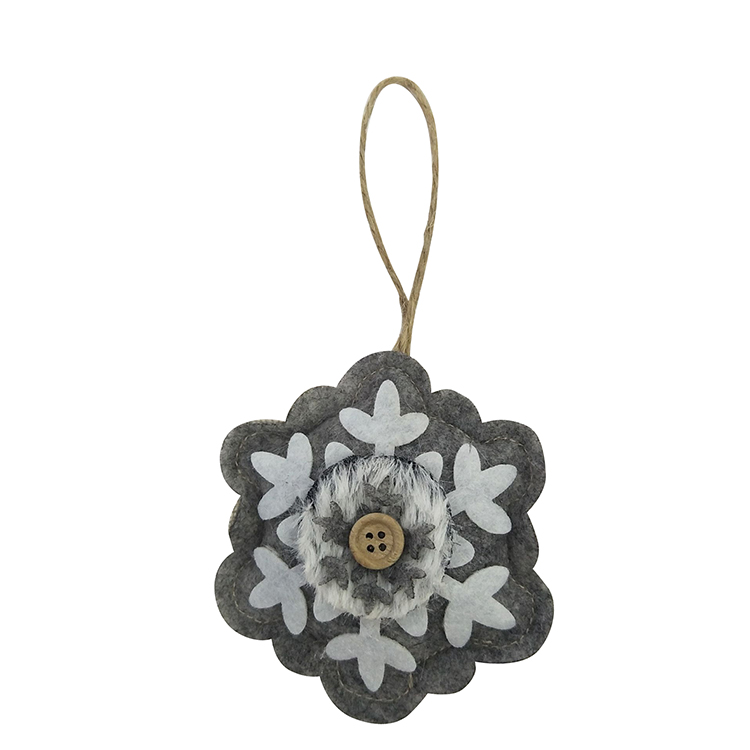 3d Christmas Snowflake Ornaments