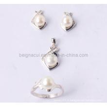 Ensemble de bijoux nuptiale belle