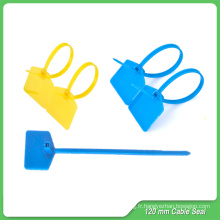 Sceau de sécurité (JY120), tirer le joint étanche, scellés en plastique