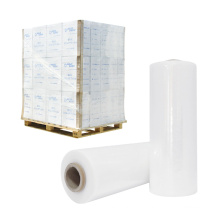 Wholesale Wrapping Pallet Stretch Film Bf Film PE Transparent Packing Plastic Stretch Film