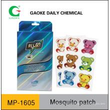 Parche repelente de mosquitos para niños