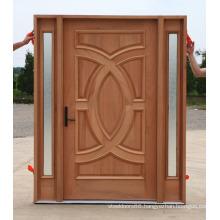 Unfinish Carving Entry Doors Front Doors, Main Entrance Wooden Doors