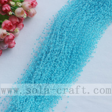 Popular ABS Pearl Beaded Link Chains For DIY Craft
