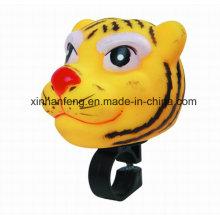 Cuerno del tigre de la historieta del PVC de la bicicleta (HEL-148)
