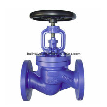 Bellow Sealed Globe Valve with Cast Steel