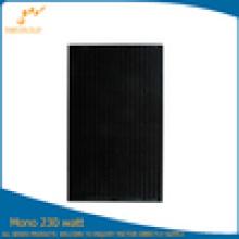 3W-300W Mono Crystalline Solar Panel with IEC, TUV, CE