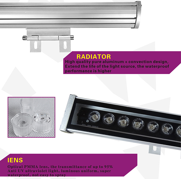 IP65 led wall washer