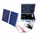Portable komplette Solarstromgeneratoren Energiesystem 500W für zu Hause