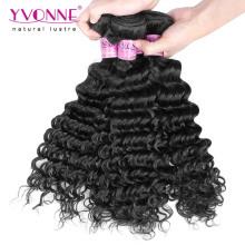 100% cabelo humano remy virgem indiano