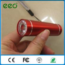 Bulk barato personalizado conduziu a mini lanterna, bolso pequeno Multi cor conduziu a mini tocha da lanterna elétrica para miúdos, mini conduziu a lanterna elétrica
