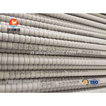 Karton Heat Exchanger Stainless Steel Tube