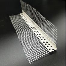 Grânulo de canto plástico do PVC para a construção da parede