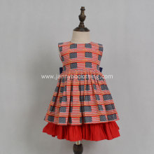 girls national day dress