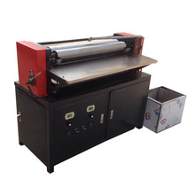 RJS Hot melt Upper side Sheet Gluing machine