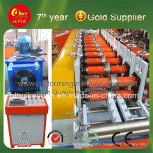 HMI and PLC Light Gauge Steel Framing Forming Machine