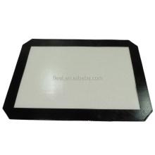 food grade kitchen oven baking non-stick silicone bbq mat