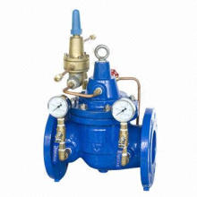 Epoxy Coating Ductile Iron Pressure Differential Balance Valve