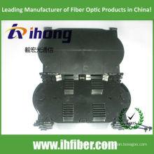 Bandeja de empalme de fibra óptica de 24 puertos