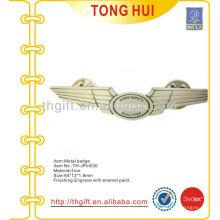 Металлический сувенирный штырь / значок для безопасности полетов