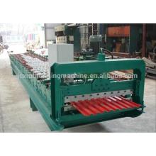 Machine à volets roulés en acier galvanisé