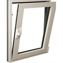Nouvelle fenêtre en aluminium de rotation d'inclinaison de conception