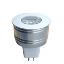 LED Bulb Spotlight with CE (GN-HP-1W1-MR11-B)