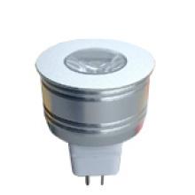 Farol principal do diodo emissor de luz com CE (GN-HP-1W1-MR11-B)