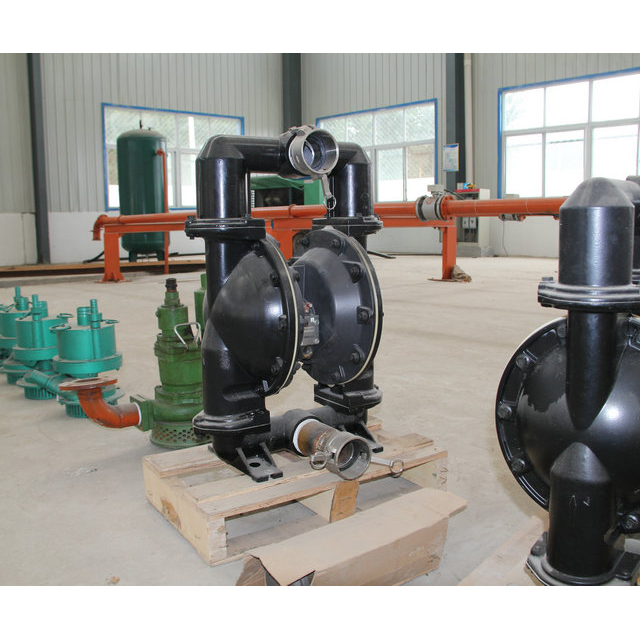 BQG Sieries of Pump Double Pump with Mining Using Mining Double Diaphragm Pump