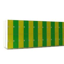 PVC plastic material locker YS LOCKER