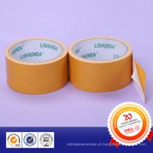 Fita adesiva adesiva para superfícies de pasta áspera com adesivo de dupla face