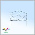 Courtyard garden wrought iron wire mesh cheap metal fencing