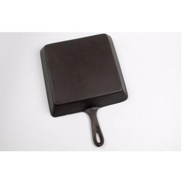 Poubelle carrée Mini Iron Iron