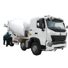 Sinotruk HOWO Concrete Mixer Truck 8cbm 6x4