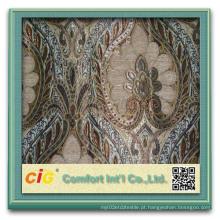 Tecido de chenille para capas de sofá