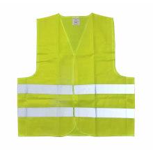 Child Yellow Plastic Safety Reflective Vest