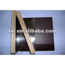 Piso usado fenólico Película de madera contrachapada