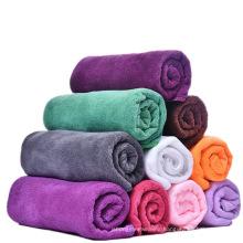 Square kitchen towel car wash towels tea towels