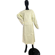 Robe d'isolation lavable en polyester