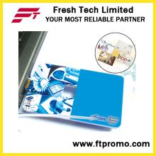 Type de carte de crédit USB Flash Drive