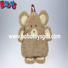 "11.8""Lovely Brown Bear Children Backpack Bos-1234/30cm"