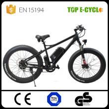26 pouces gros pneu ebike aluminium alliage électrique gros vélo électrique motos