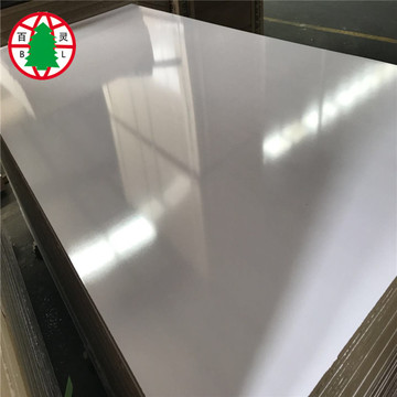 melamine faced mdf  waterproof mdf board