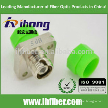 FC / APC Atenuador de tipo fixo fixo de tipo óptico monomodo 5db