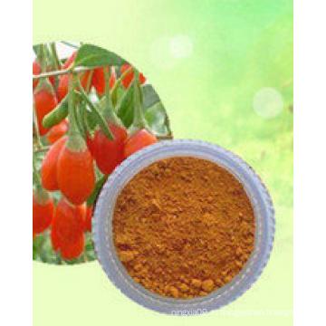 Органический сушеный ягодный порошок Goji