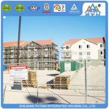 Produtos mais vendidos estrutura pré-fabricada em aço leve casa hotelera