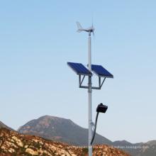 Wind Solar Hybrid-Straßenleuchte (100W)